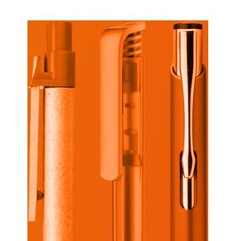 Parures stylo et roller