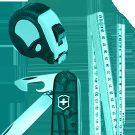 Articles de sécurité fluorescent