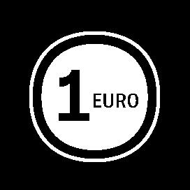 Top goodies à moins d'un euro