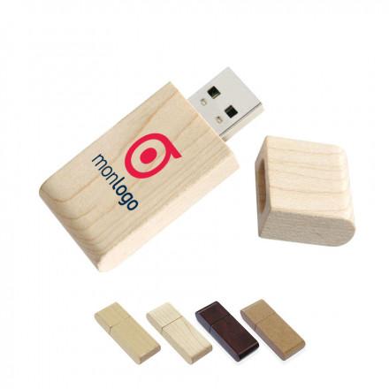 CLE USB PUBLICITAIRE 'NATURA'