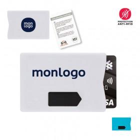 PORTE-CARTES PROMOTIONNEL ANTI-RFID 'ENSURE'