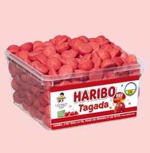 BOÎTE DE TAGADA HARIBO®