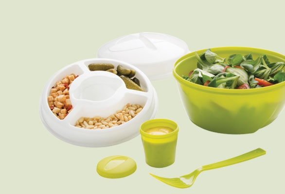 LUNCH BOX POUR SALADE