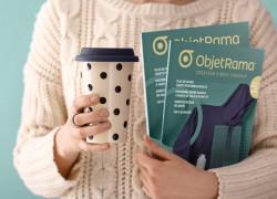 Notre nouveau catalogue ObjetRama 2020-2021 est arrivé : objets publicitaires en approche !