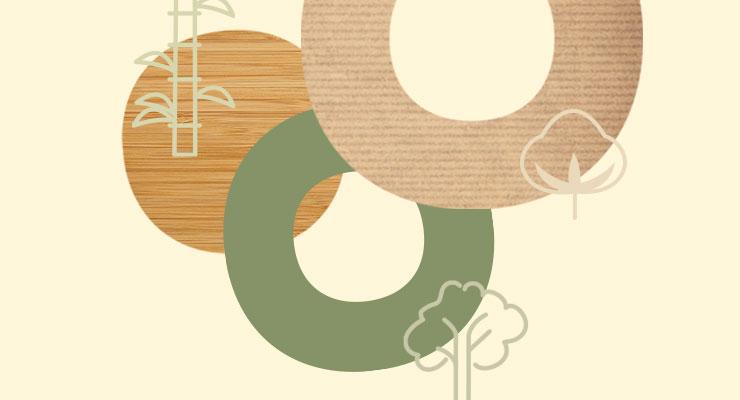 Les goodies publicitaires et matières écologiques